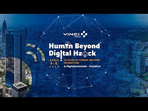 Human Beyond Digital Hack: The second VINCI Energies hackathon