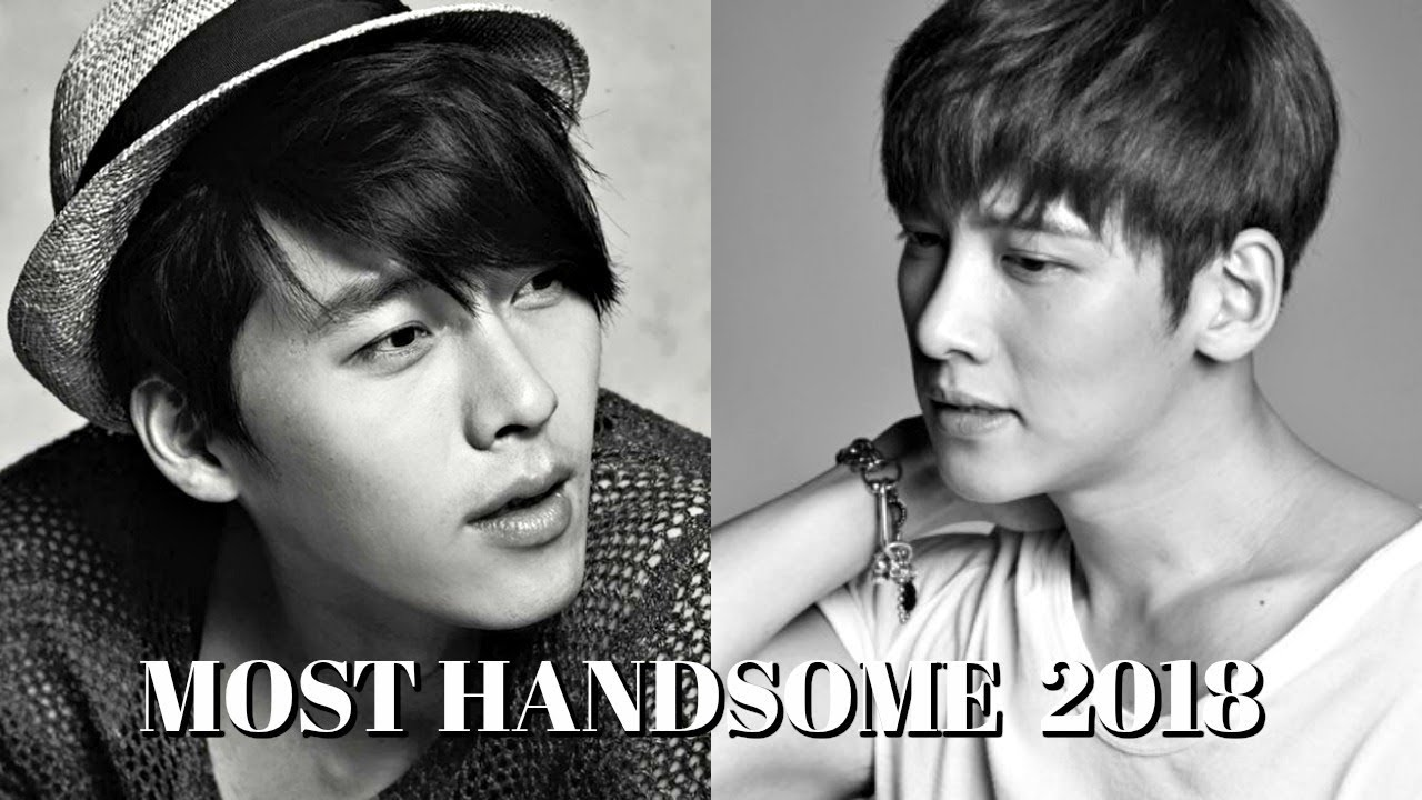 25 most handsome korean actors 2018 age 30 youtube