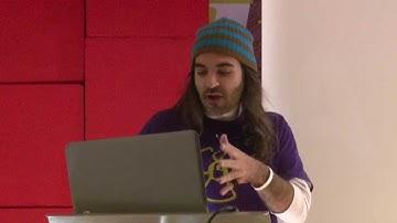 Hacking y anonimato: para pasar un buen rato: Chema Alonso at TEDxRetiro