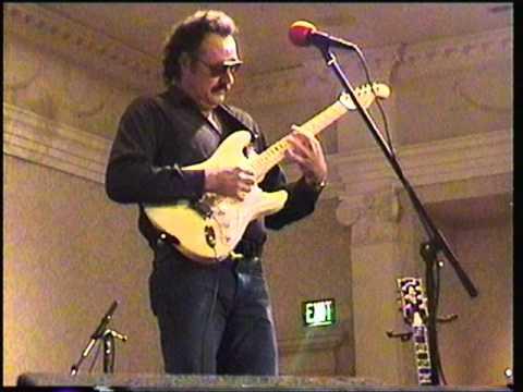 D.R. Auten,1999, Unique fingerstyle guitar.