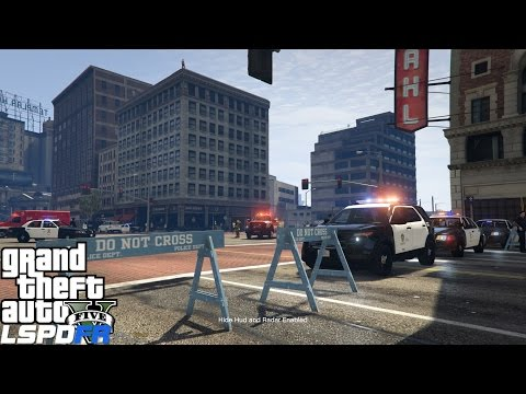 GTA 5 LSPDFR Police Mod 154 | Suicide Attempt | Dont Jump | Use Of Deadly Force Permitted