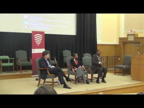 Race, Faith, and Ferguson: Charmaine Royal, Christopher Clark, Christian Miller at Wake Forest