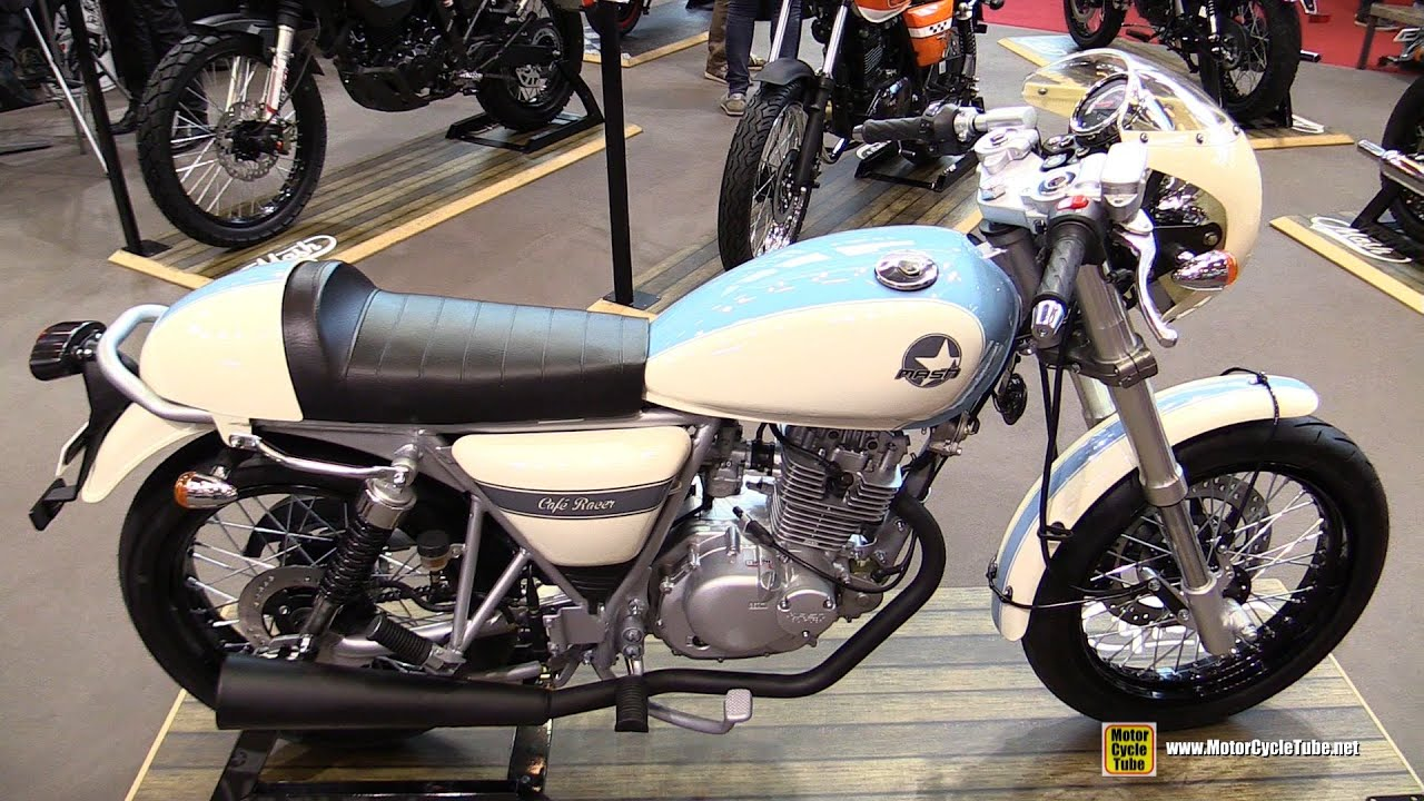 2016 mash cafe racer 125 walkaround 2015 salon de la moto paris youtube. Black Bedroom Furniture Sets. Home Design Ideas