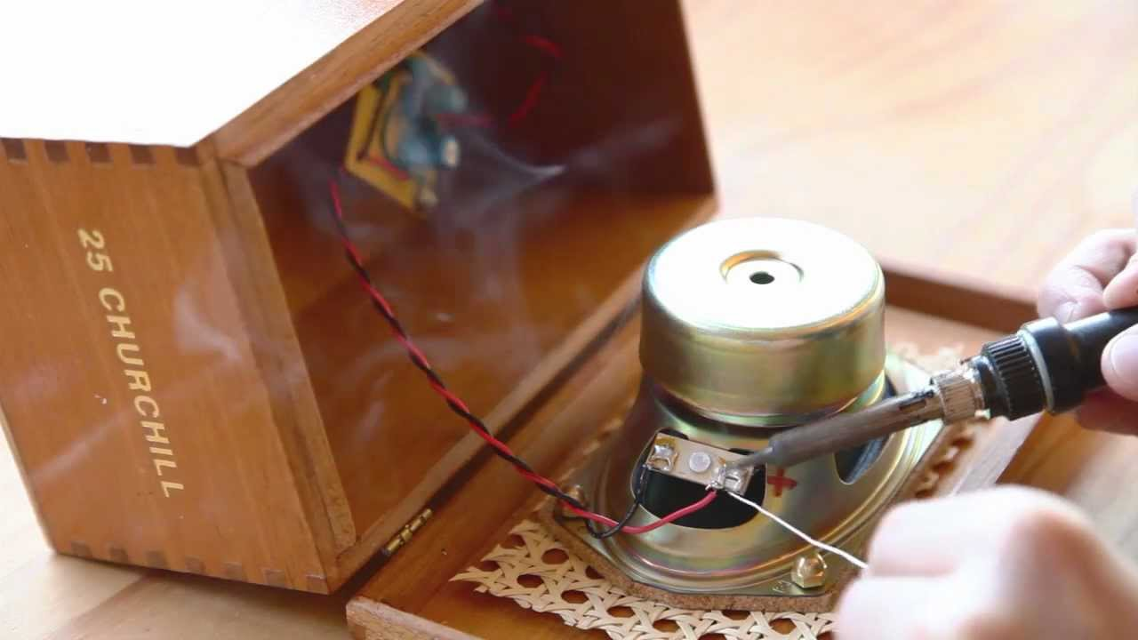 Weekend Projects Monobox Powered Speaker Youtube Ohm Wiring Premium