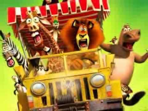 Madagascar 2 Dance Like An African