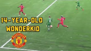 Isak Hansen-Aaroen ● Welcome to Manchester United 2020 ● Norwegian Wonderkid