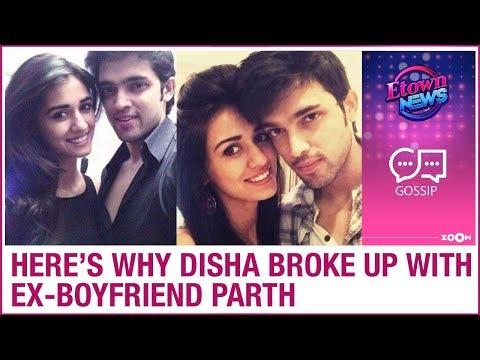 Disha Patani  BROKE UP With TV Actor Parth Samthaan For This SHOCKING Reason?