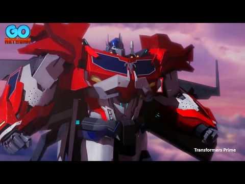 Transformers Prime Optimus Prime Yenileniyor Full Hd 3.Sezon