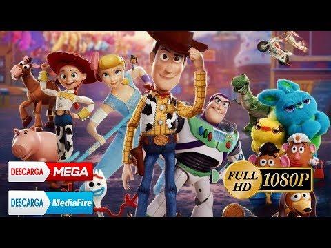 Descargar Toy Story 4 Español Latino Por Mega Y