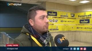 (CANLI YAYIN) Fenerbahçe-Malatyaspor maçı sonrası gelişmeleri NTV ekibi aktarıyor