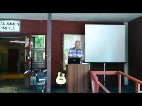 "Jeff Johnson @ CC Turku: ""When God Says 'No'"" - 2 Samuel 7"