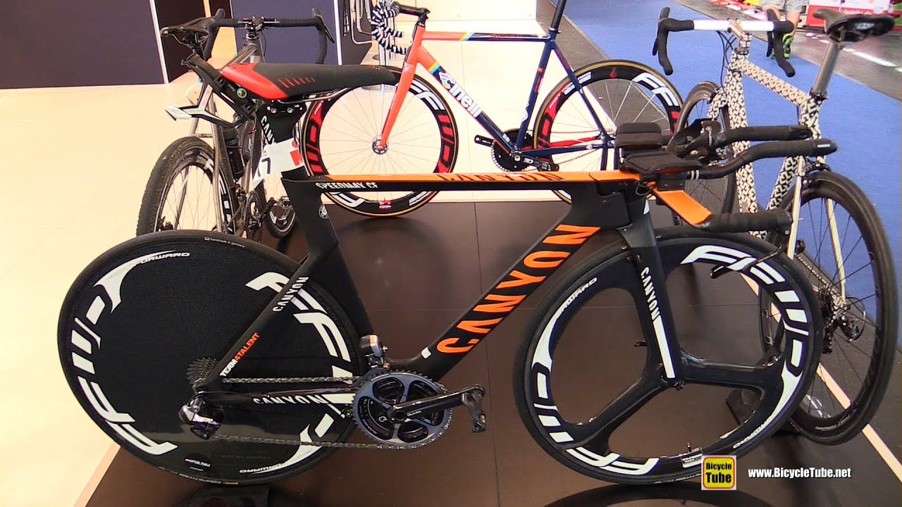 2016 canyon speed max cf time trial bike walkaround. Black Bedroom Furniture Sets. Home Design Ideas