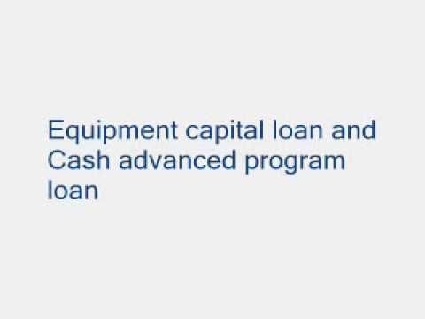 Satisfied Equipment financing Capital loan