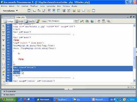 Videotutorial 10 del curso de PHP y MySQL