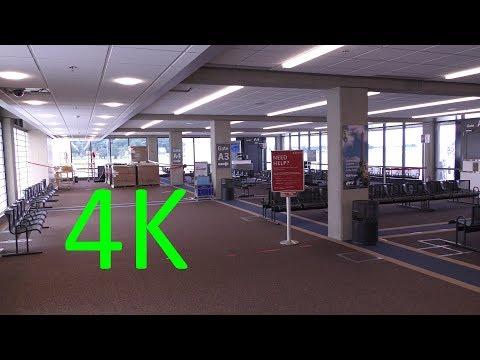A 4K Tour of Evansville Regional Airport (EVV)