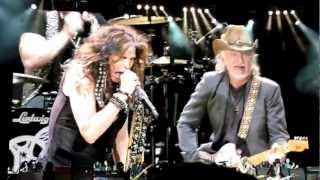 Aerosmith Oh Yeah 12-11-12