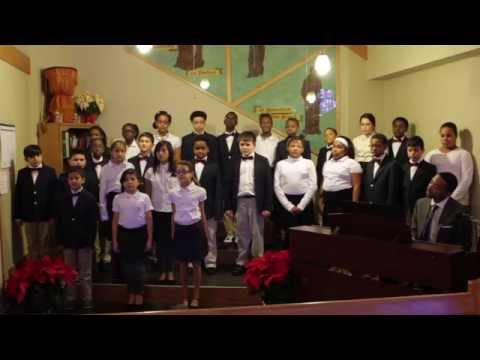 An Afternoon in the Upstate with the Roman Catholic Diocese of Charleston at Christmas (2014)