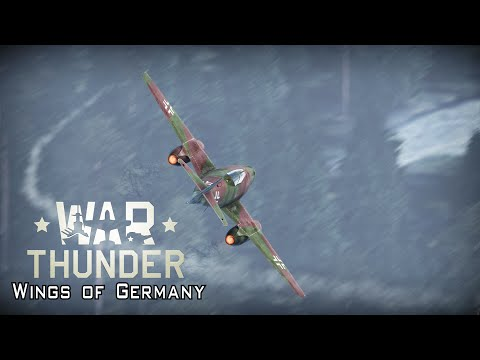 War Thunder Movie : Wings of Germany