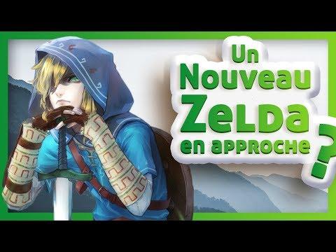 THE LEGEND OF ZELDA : Un Nouveau Jeu en Approche ?!
