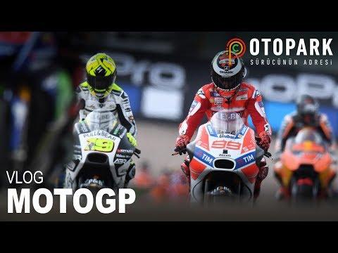 MotoGP'ye Gittik! | 240hp/157kg!! |VLOG