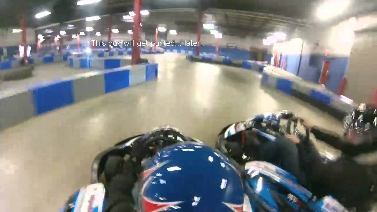 Indoor Go Karts Nashville >> Stuart Kirby At Music City Indoor Karting
