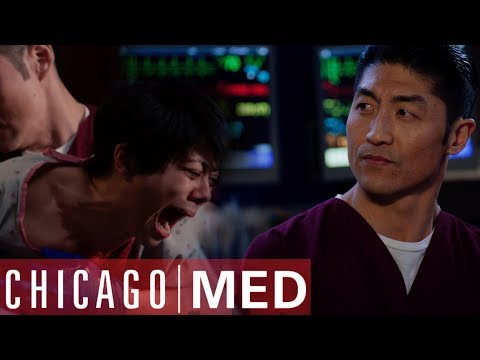 Bipolar Woman Has Manic Episode   Chicago Med