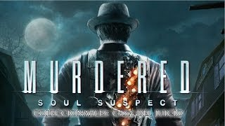 Murdered: Soul Suspect - Coleccionables: Casa del Juicio // All Collectibles: Judgement House