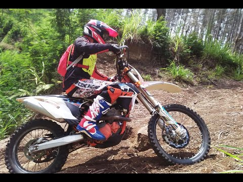 Bali Wilderness Dirt Bike Tours - Enduro Holiday