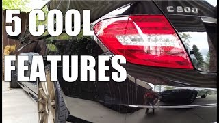 5 COOL Features of the C300!