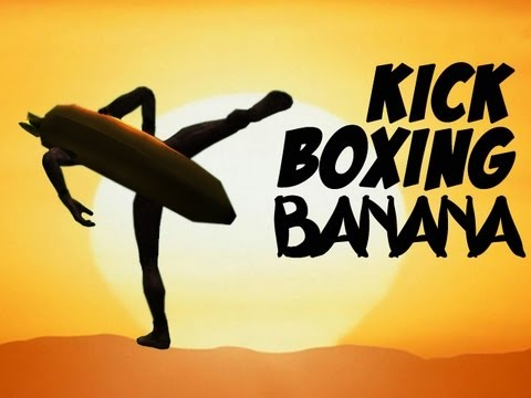 The Kickboxing Banana Kid Trailer