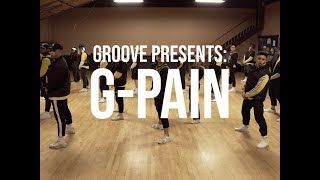 groove training team presents g pain