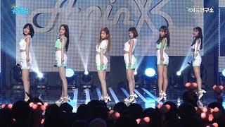 [예능연구소 직캠] 에이핑크 파이브 @쇼!음악중심_20170708 FIVE Apink in 4K