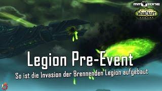 WoW Legion Pre-Event - So funktioniert die Invasion der Brennenden Legion