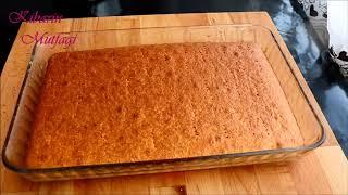 Hindistan cevizli revani tatlısı tarifi - Hindistan cevizli irmik tatlısı - Şerbetli tatlı tarifleri