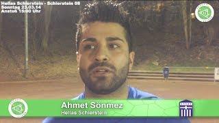 Interviews zum Derby Hellas Schierstein (1.) - FSV Schierstein08 (3.)