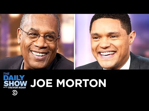 """Joe Morton - Incentivizing People to Do Good on """"God Friended Me""""   The Daily Show"""