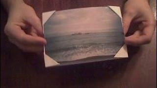 Фоторамки своими руками  Photo frame with his hands Origami(По этому видео вы можете сделать фоторамки своими руками, для этого вам понадобится бумага А4. Здесь показан..., 2014-02-09T08:58:32.000Z)