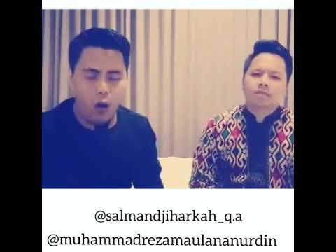 duet Qori internasional'Ust.Salman Amrillah & Ust.Muhammad Reza Maulana nurdin