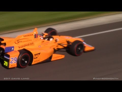 ALONSO\'S POLE RUN (PURE SOUND!) [CROWD REACTION]