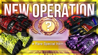 OPERATION BROKEN FANG UNBOXING + NEW OPERATION