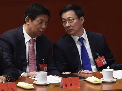 《石涛聚焦》「习偬被误导 韩正担罪责」栗战书可能接替 主管港澳事务「习偬无人可信」