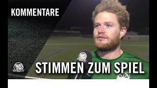 Die Stimmen zum Spiel | Spvgg. 05 Oberrad – FG Seckbach (21. Spieltag, Gruppenliga Frankfurt)