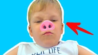 vuclip What will happen if you behave yourself like a pig?