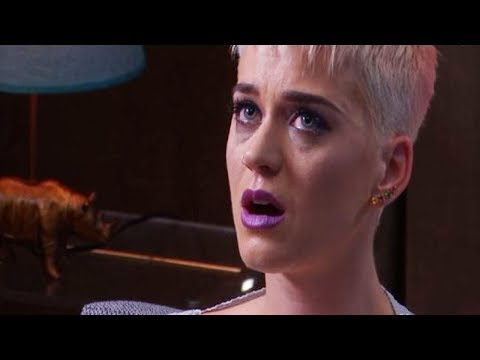 Katy Perry's Revealing Live Stream Therapy Session