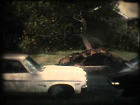 Hurricane Gloria, Old Bethpage, New York (1985)
