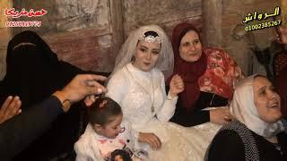 عروسه تترك العريس وتنزال تقعد جنب امها شاهد رد فعل الناس