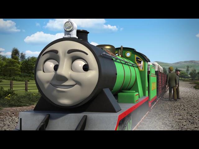 Een Nuttige Spoorlijn   Seizoen 20, Aflevering 19   Thomas de Stoomlocomotief