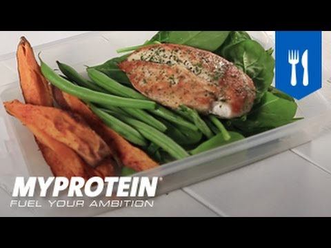 Meal prep recipes chicken sweet potato fries healthy food from meal prep recipes chicken sweet potato fries healthy food from myprotein forumfinder Choice Image
