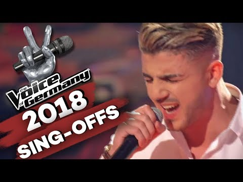 Dua Lipa - Hotter Than Hell (Alessandro Rütten) | The Voice of Germany | Sing-Offs