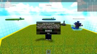Shape Of You ROBLOX song Id